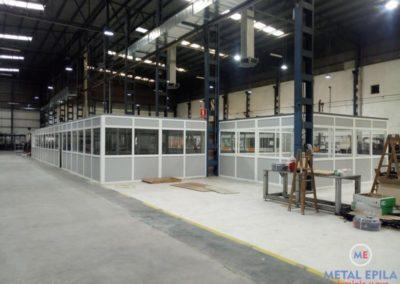 cerramientos oficinas en zaragoza metal epila