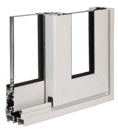 ventana corredera de aluminio serie 870rpt