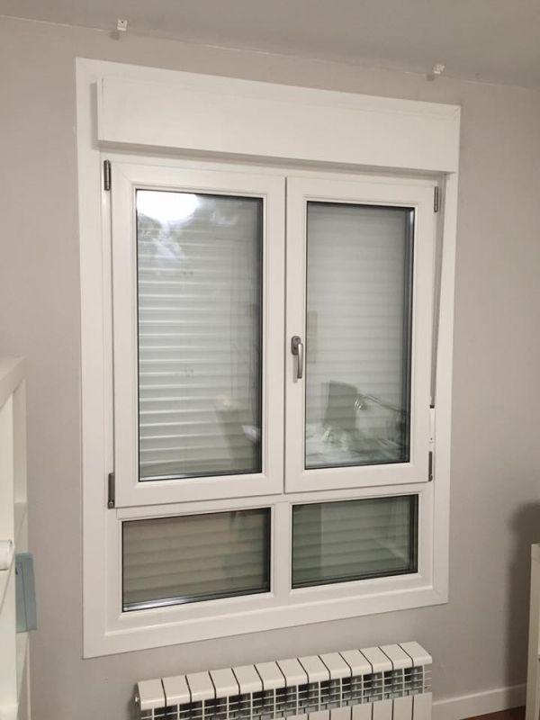 instalcion ventana