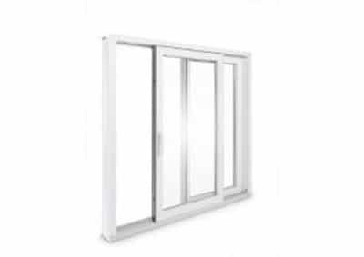 ventana pvc corredera elevable