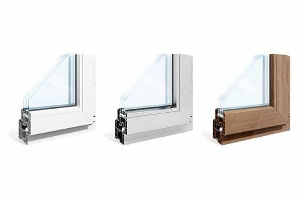 ¿Cuáles son los diferentes tipos de ventanas?